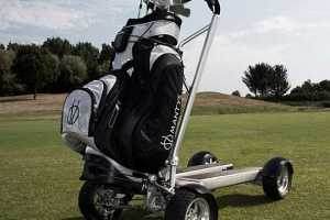 The Mantys Golf Scooter Will Help Improve Your Drive