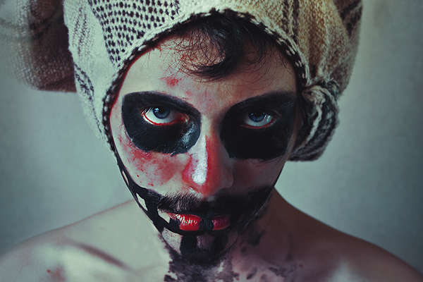 Macabre Makeuptography