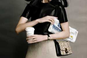 'Dress for Success' in Vogue China May 2010 is Work Wear