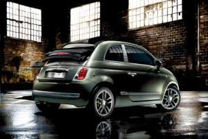 The Fiat 500C Diesel Edition is Ironically Fueled by Gas