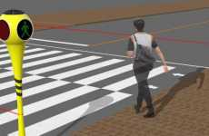 Solar-Powered Quad Crosswalks