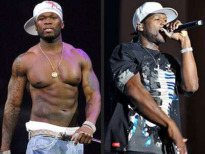50 cent removes tattoos