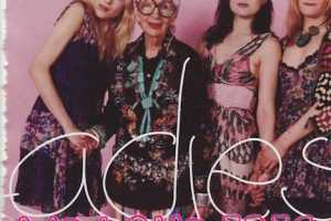 The W Magazine 'We Love Iris' Spread Celebrates Famous Women