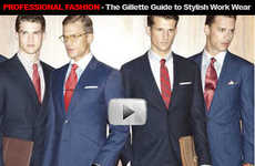 The Gillette Guide to Stylish Workwear