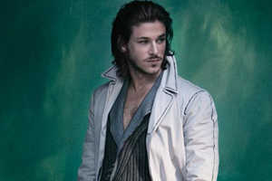 Actor Gaspard Ulliel for 'Say it in French' in T Style Magazine