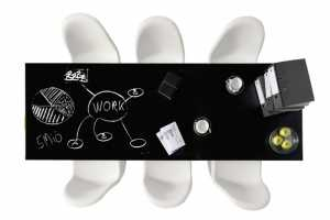 The Board Stories Table Will Draw Out Your Creative Side