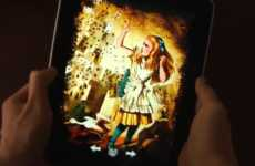 Interactive iPad Fairytales - Alice for the iPad Invites Children Into a Hi-Tech Classic Tale