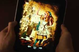 Alice for the iPad Invites Children Into a Hi-Tech Classic Tale