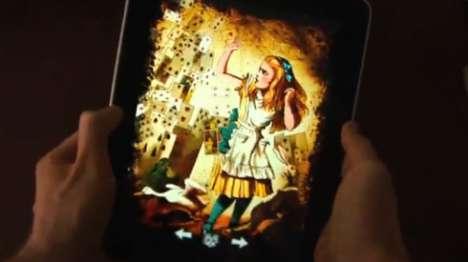 Interactive iPad Fairytales - Alice for the iPad Invites Children Into a Hi-Tech Classic Tale