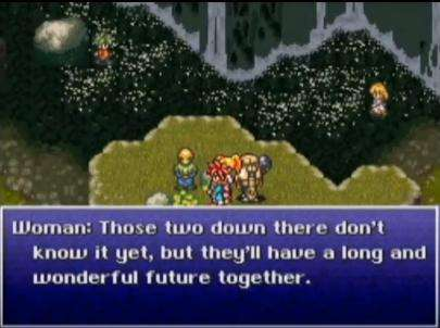 chrono trigger marriage proposal