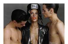 Pugilistic Fashiontography