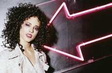 Flirty 80s Fashiontograhy - The Alicia Keys Ellen von Unwerth Shoot Shines With Retro Style