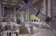 Super Tunnel Slides - Serge Spitzer Creates the Ultimate Tube Playground