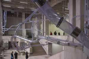 Serge Spitzer Creates the Ultimate Tube Playground