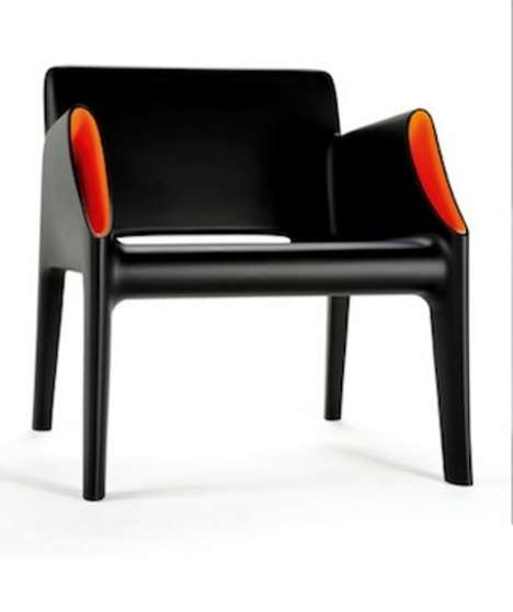 Hole-Filled Furniture Sets - The Philippe Starck