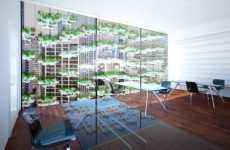 Gardens on Walls - Manuel Dressmann's 'Vertical Garden' Turns Your Apartment into a Greenhouse