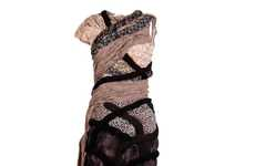 $9,450 Patchwork Dresses