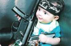 Armed Infant Photoblogs - The Piccsy Image Bookmarking Site is Full Of Surprises
