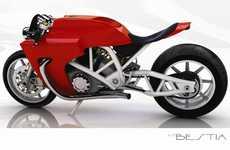 Minimalist Motorcycles