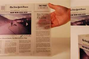 The Page E-Reader Will Make Paper Old News