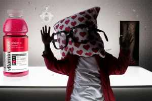 The VITAMINWATER Enhanced Water 'Strong Man' Commercial Banks on Lady Lovers