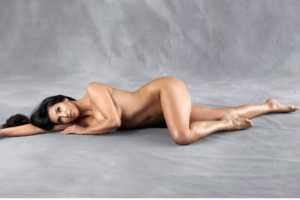 Harper's Bazaar Naked Celebrities Shoot Promotes Natural Bare Beauty