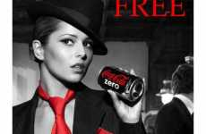 80 Beverage Marketing Campaigns - From Bromantic Sports Drink Ads to Couture Coke Bottles