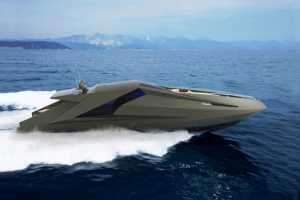 The Lamborghini Yacht Will Have You Signing That Second Mortgage