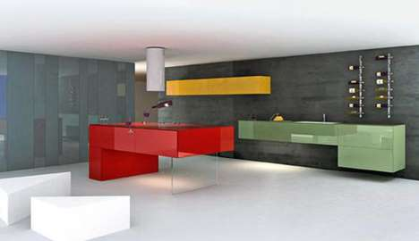 Lago Modern Kitchen Designs