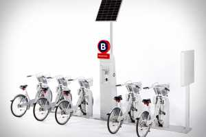 B-Cycle Brings Stylish Cylcle Rentals to the US
