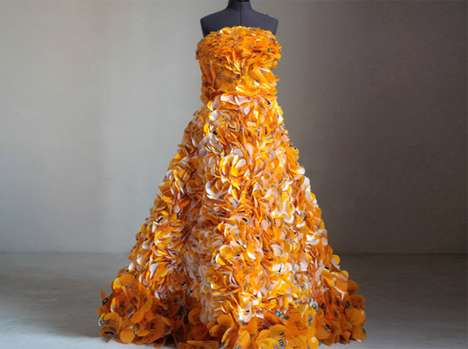 TerraCycle M&M Wrapper Dress