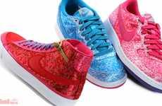 Easternized Footwear - Nike Women's Qi Pao Pack Channels Cheongsams