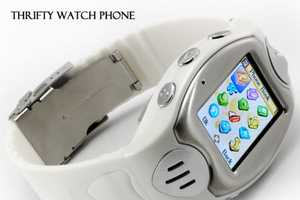 The 'Thrifty Watch Phone' Has Come Right on Time