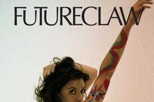 The Daisy Lowe FutureClaw Spring 2010 Shoot is a Trip