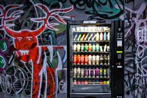 The Graffomat Makes Sure Graffiti Artists Have a Stock of Supplies