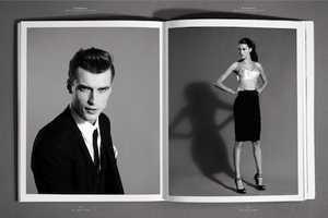 'Birthday Boy' for the Dolce & Gabbana Menswear 20th Anniversary