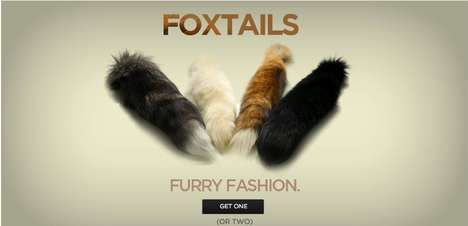 Fashion Fox tails