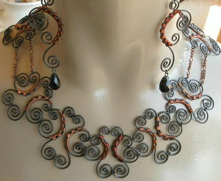 Steel Wire Jewelry