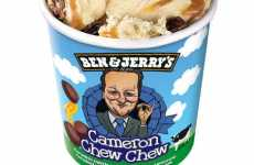 Political Frozen Treats - Ben & Jerry's Election Leader Ice Cream Flavors