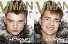 Winning Male Model Covers