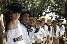 Spanish Countryside Fashion