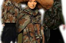 Go Undercover With the Camouflage Fashion Trend