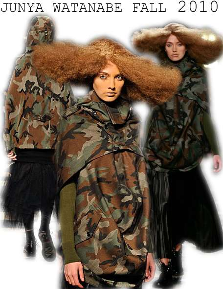 Intense Camo Clothing - Go Undercover With the Camouflage Fashion Trend