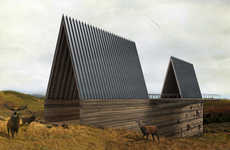 Barn-Inspired Homes - The Ark House is the Pinnacle of Country Living