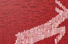 Jagged Mosaic Art