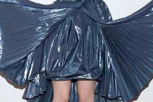 Jordy Huinder s Working the Trash Bag for Nylon Mexico April 2010