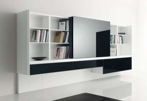Acerbis TV Wall Unit