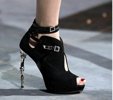 Dsquared2 Fall 2010 Shoes