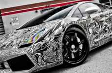 From Tattooed Supercars to Priceless Paint Jobs