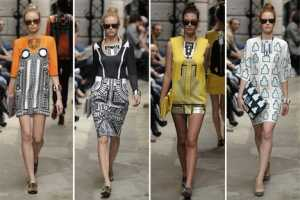 Holly Fulton Spring/Summer 2010 Line is All About NYC